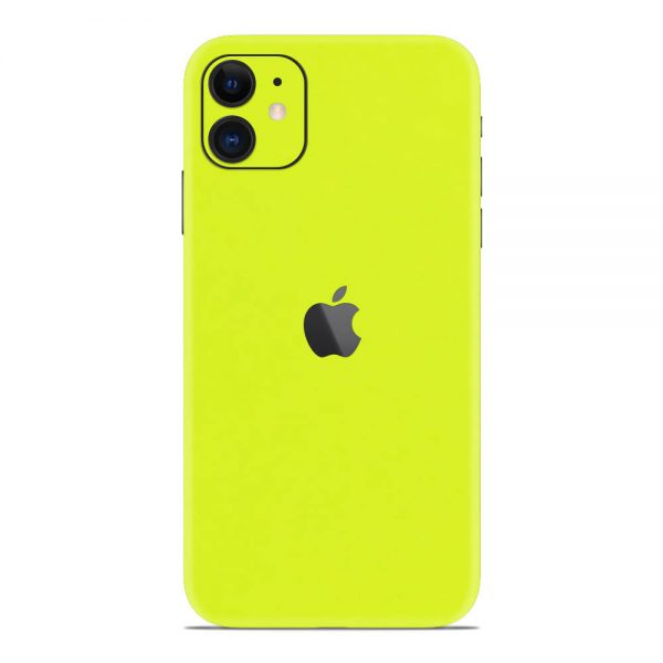 Skin Volt iPhone 11