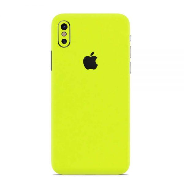 Skin Volt iPhone X / Xs / Xs Max
