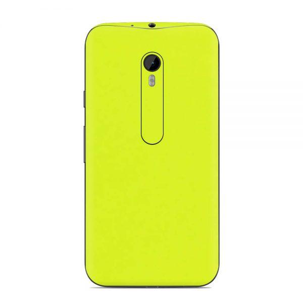Skin Volt Motorola G3