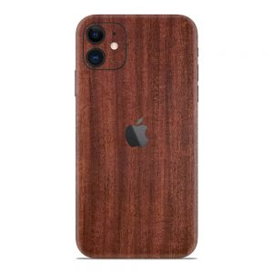 Skin Fine Mahogany iPhone 11