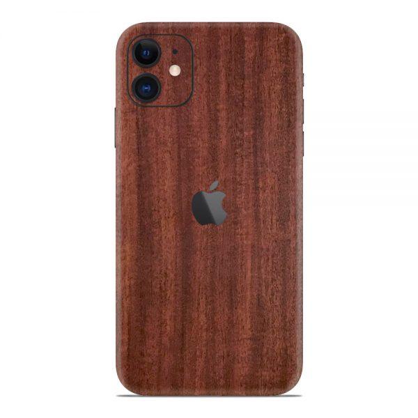 Skin Fine Mahogany iPhone 11