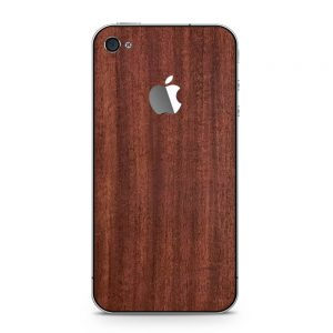 Skin Fine Mahogany iPhone 4 / iPhone 4s