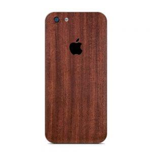 Skin Fine Mahogany iPhone 5c