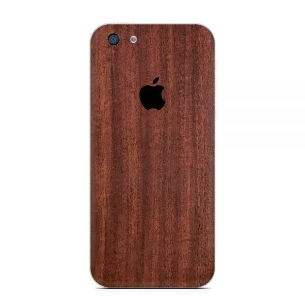 Skin Fine Mahogany iPhone 5c