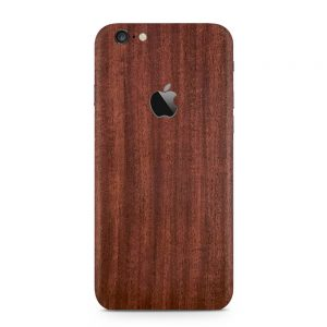 Skin Fine Mahogany iPhone 6s / iPhone 6s Plus