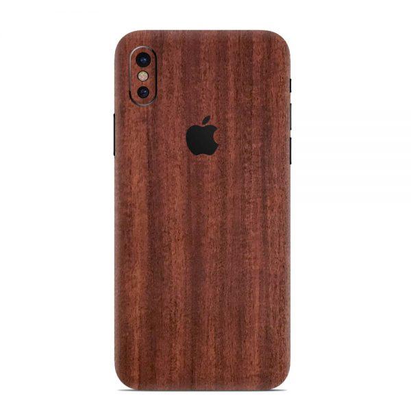 Skin Fine Mahogany iPhone X / Xs / Xs Max