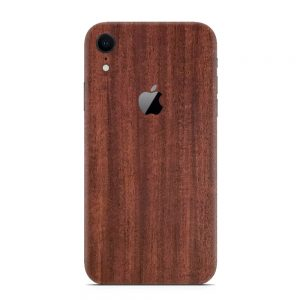 Skin Fine Mahogany iPhone Xr