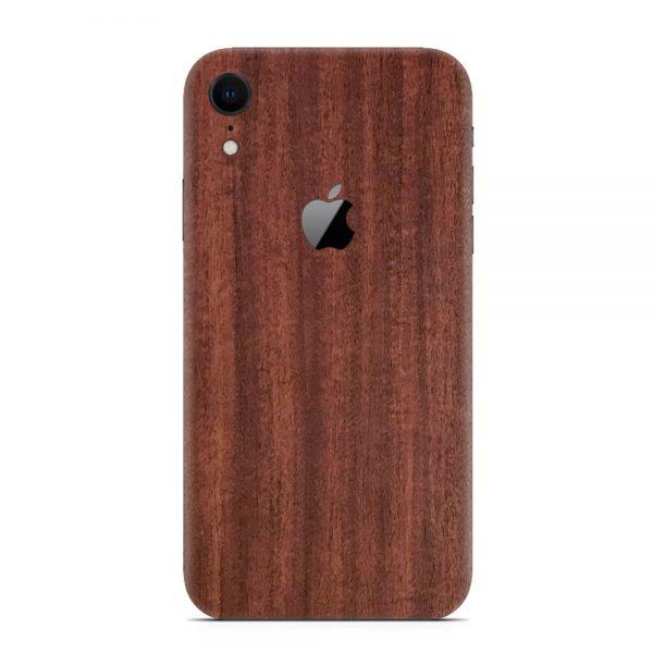 Skin Fine Mahogany iPhone Xr