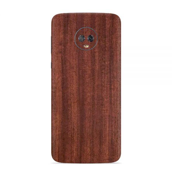 Skin Acajou Motorola G6