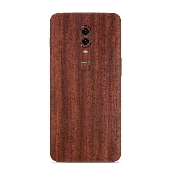 Skin Acajou OnePlus 6T