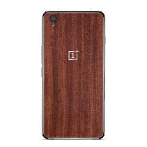 Skin Acajou OnePlus X