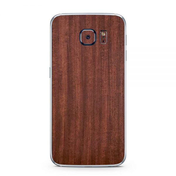 Skin Acajou Samsung Galaxy S6