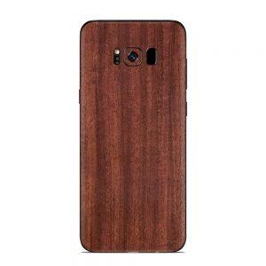 Skin Acajou Samsung Galaxy S8 / S8 Plus