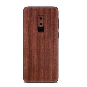 Skin Acajou Samsung Galaxy S9 Plus
