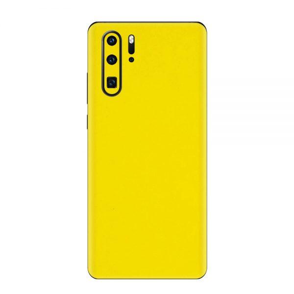 Skin Bumblebee Yellow Huawei P30 Pro