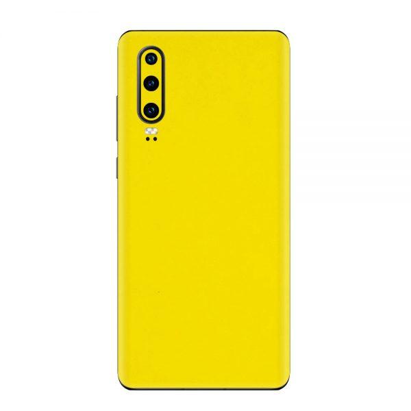Skin Bumblebee Yellow Huawei P30