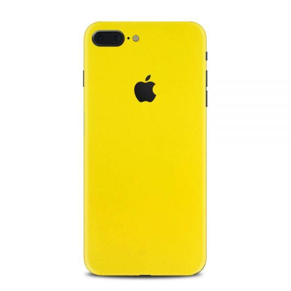 Skin Galben Lucions iPhone 8 / 7 Plus