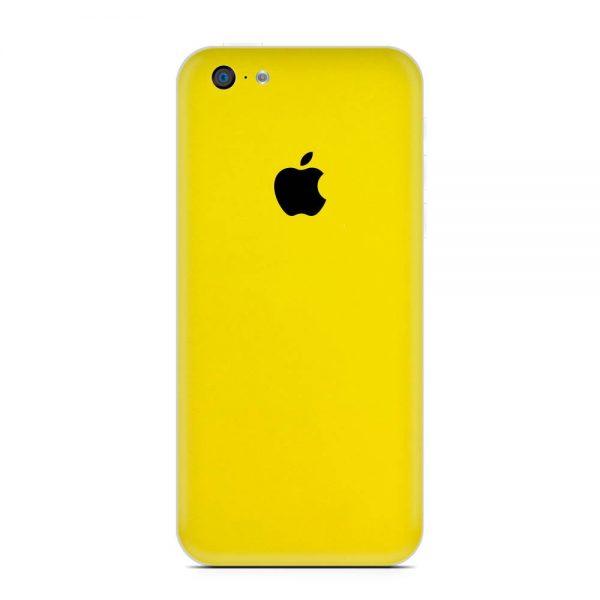 Skin Galben Lucions iPhone 5c
