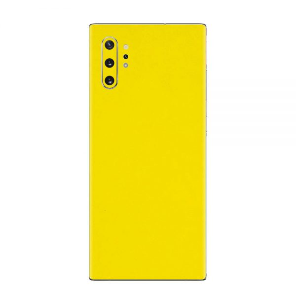 Skin Bumblebee Yellow Samsung Galaxy Note 10 / Note 10 Plus