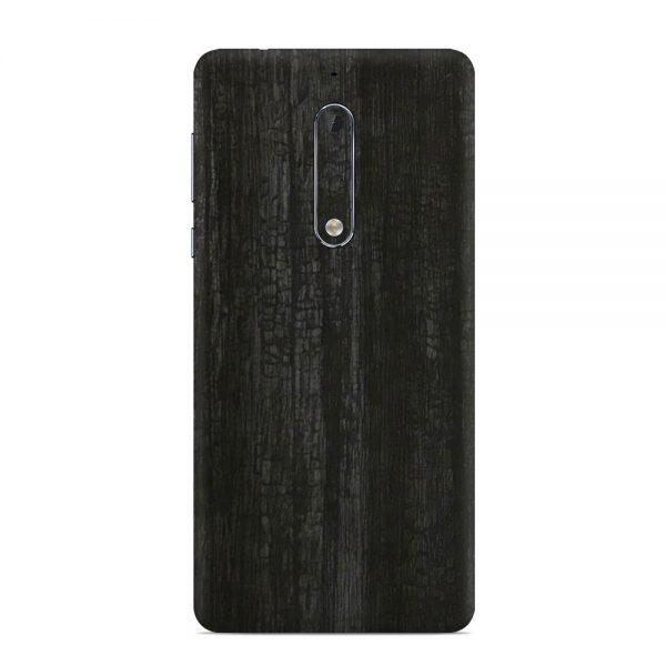 Skin Black Dragonhide Nokia 5