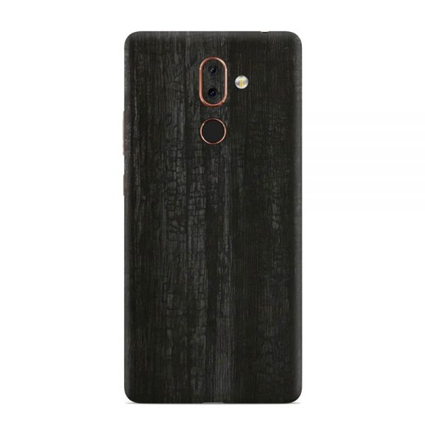 Skin Black Dragonhide Nokia 7 Plus