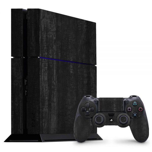 Skin Black Dragonhide PlayStation 4