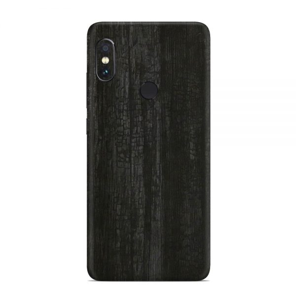 Skin Black Dragonhide Xiaomi Redmi Note 5 Pro