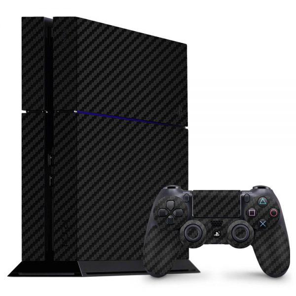 Skin Carbon Fiber PlayStation 4