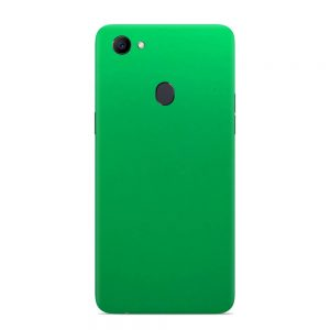 Skin Electric Apple Oppo F7