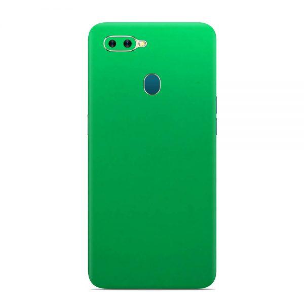 Skin Electric Apple Oppo F9 Pro