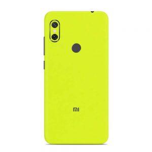 Skin Volt Xiaomi Redmi Note 6 Pro