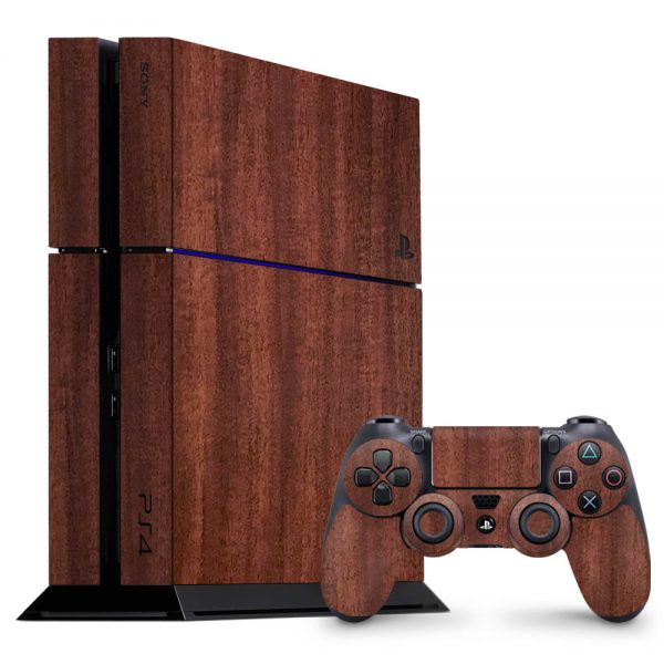 Skin Acajou PlayStation 4