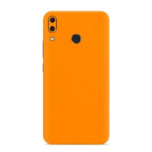 Skin Portocaliu Mat Asus Zenfone 5Z