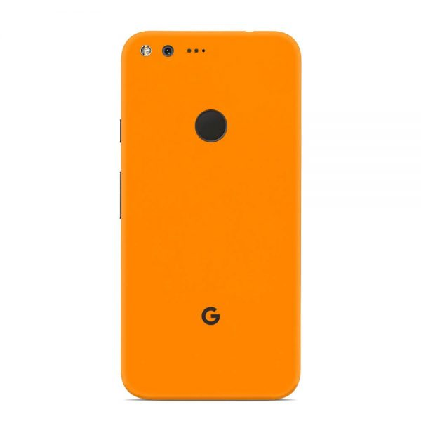 Skin Portocaliu Mat Google Pixel XL