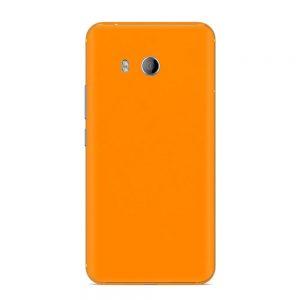 Skin Portocaliu Mat HTC U11