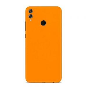 Skin Portocaliu Mat Huawei Honor 8X