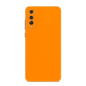 Skin Portocaliu Mat Huawei P20 Pro