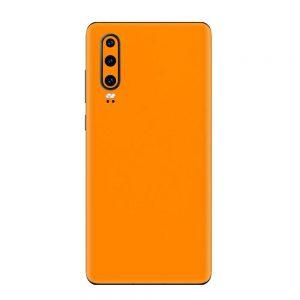 Skin Portocaliu Mat Huawei P30