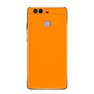 Skin Portocaliu Mat Huawei P9