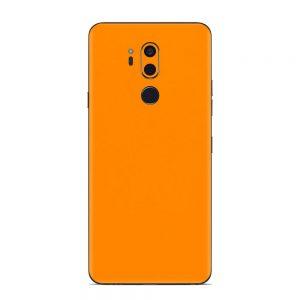 Skin Portocaliu Mat LG G7