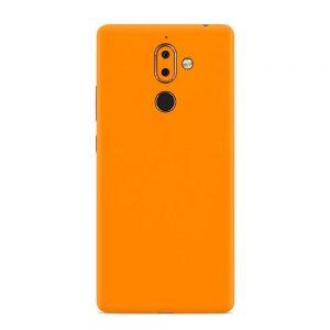 Skin Portocaliu Mat Nokia 7 Plus