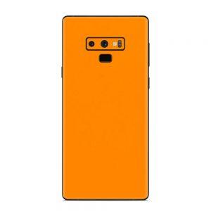 Skin Portocaliu Mat Samsung Galaxy Note 9