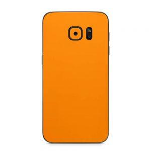 Skin Portocaliu Mat Samsung Galaxy S7