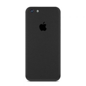 Skin Black Matrix iPhone 5c