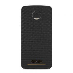 Skin Black Matrix Motorola Moto Z