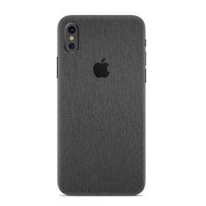 Skin Titanium iPhone X / Xs / Xs Max