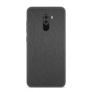 Skin Titanium Xiaomi Pocophone F1