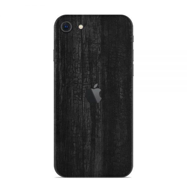 Skin Black Dragonhide iPhone SE (2020)