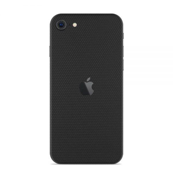Skin Black Matrix iPhone SE (2020)