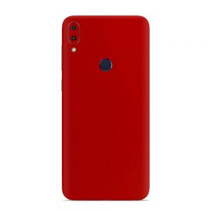 Skin Blood Red Asus Zenfone Max Pro